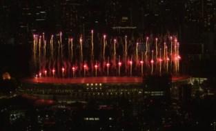 Olympische spelen beginnen: zo zag de openingsceremonie eruit … voor de buitenstaanders