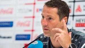 """Antwerp-coach Priske spreekt duidelijke taal over Lamkel Zé: """"Voor mij is het over en uit"""""""