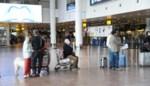 Bij teruggekeerde reizigers in Brussel test bijna een op de twintig positief