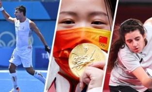 Dit hebt u deze nacht gemist: sterke Red Lions leggen Nederland over de knie, eerste gouden medaille voor China