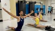 Nina Derwael heeft er op Instagram een beroemde volger bij! Novak Djokovic meldt zich