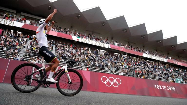 IN BEELD. De mooiste foto's van de olympisch wegrit