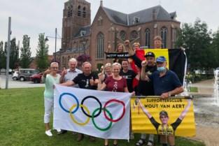 """Thuisgemeente Lille loopt over van trots voor Wout van Aert: """"Zilveren medaille met gouden randje"""""""