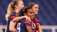 Wereldkampioen Amerika recht rug en veegt vloer aan met Nieuw-Zeeland in vrouwenvoetbal