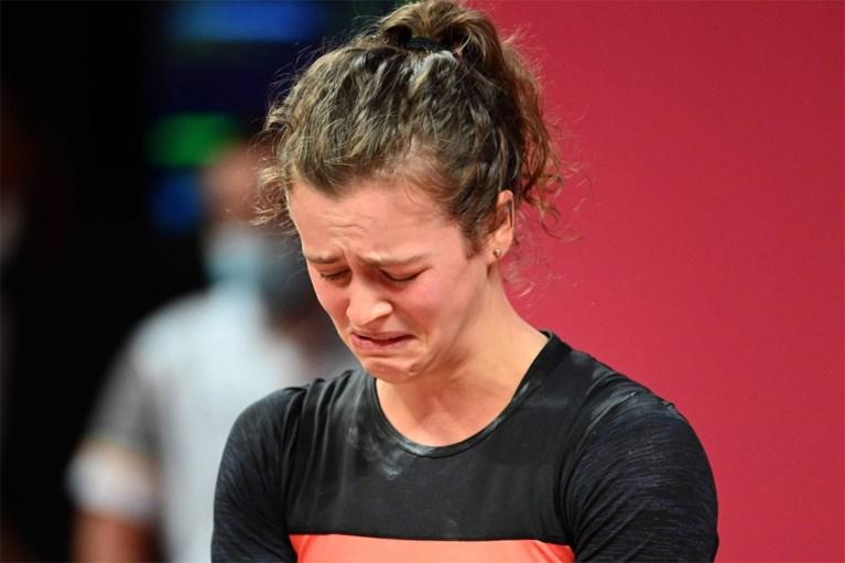 """'Superhuman' Nina Sterckx is op haar achttiende vijfde op de Spelen: """"Ik heb gehuild. Van geluk"""""""
