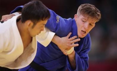 """Judoka Jorre Verstraeten botste te vroeg op de latere olympisch kampioen: """"Alles gedaan wat hij kon"""""""