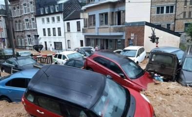 Zwaar onweer trekt over ons land: Wallonië weer zwaar getroffen