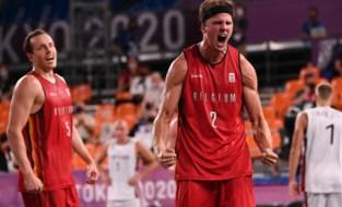 Belgische basketters 3x3 starten met stuntzege tegen Letland, maar gaan erna onderuit tegen gastland Japan