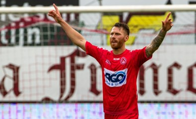 Good old Teddy doet het voor KV Kortrijk