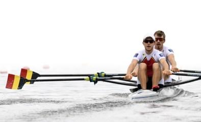 Tim Brys en Niels Van Zandweghe grijpen ticket voor halve finales lichte dubbeltwee