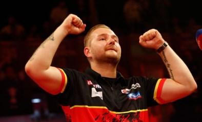 Dancing Dimi stoomt door naar finale World Matchplay en treft daar Peter Wright