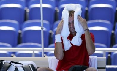 Tennisser Medvedev klaagt na zege over warmte en vraagt organisatie om duels later te laten starten