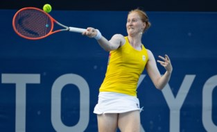 Alison Van Uytvanck klopt Servische en mag naar volgende ronde in enkeltornooi
