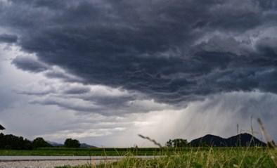 Opnieuw kans op onweersbuien: KMI waarschuwt voor code geel