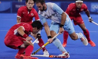Titelverdediger Argentinië klopt gastland Japan met kleinste verschil in het hockey