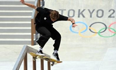 Skateboarder Axel Cruysberghs grijpt naast plaats in finale