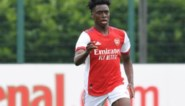 Sambi Lokonga maakt in oefenwedstrijd eerste minuten voor Arsenal en oogst meteen lof van coach Arteta
