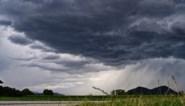 Ook maandag nog code geel voor onweer in het hele land