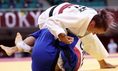 Judoka Charline Van Snick neemt 1e horde