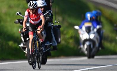 OS LIVE. Oostenrijkse amateur verrast Nederlandse vrouwen, Lotte Kopecky grijpt net naast medaille