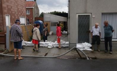 Bewoners Molenstraat krijgen al voor vierde keer natte voeten