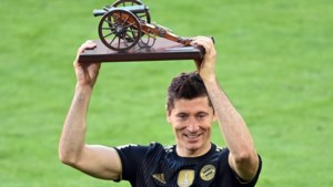 Na recordseizoen in Bundesliga: Duitse sportjournalisten verkiezen Lewandowski tot Speler van het Jaar