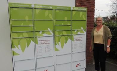 Gemeente plaatst pakjesautomaat van Bpost
