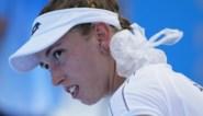 """Elise Mertens na uitschakeling in eerste ronde: """"Ik hoop beter te kunnen doen op de Spelen van Parijs"""""""