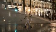 Arrestaties bij betoging van antivaxers in Athene