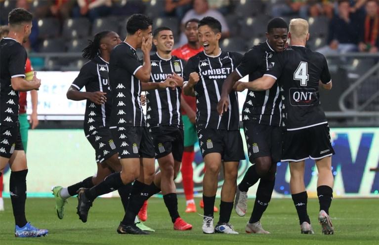 KV Oostende gaat in eigen huis zwaar de boot in tegen efficiënt Charleroi