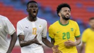 Kouassi (Genk) pakt rood tegen Brazilië op olympisch voetbaltoernooi, Cacace (STVV) scoort voor Nieuw-Zeeland