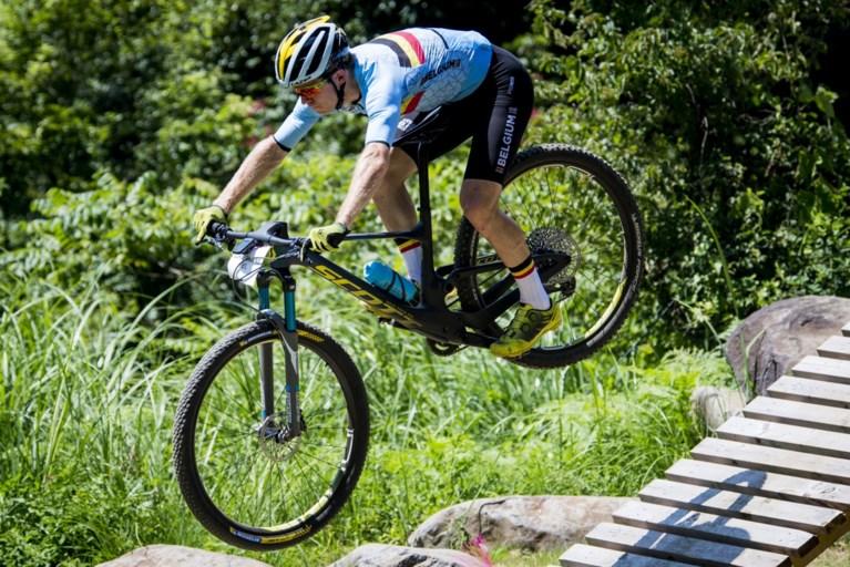 """Belgische olympische mountainbikers Githa Michiels en Jens Schuermans: """"Op een goede dag is top acht mogelijk"""""""