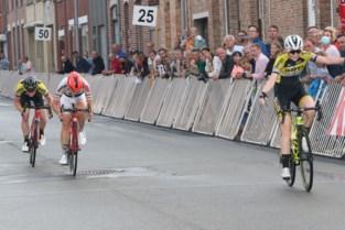 Belgisch kampioene Alana Castrique botst op Britse Josie Nelson