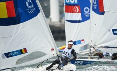 Wannes Van Laer 30e in Laser na tweede regatta