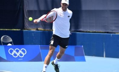 Nederlandse tennisser Jean-Julien Rojer test positief op corona