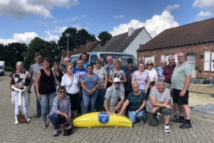 Blinden en slechtzienden maken gezellige uitstap door zuiden van Nederland