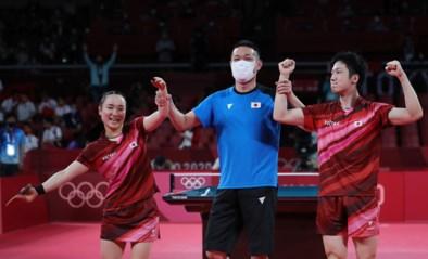 Japan verovert eerste gouden medaille in tafeltennis