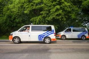 Twee snelheidsduivels rijden 170 km/uur op N74 in Zonhoven