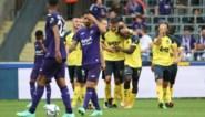 """Olivier Deschacht (40) begrijpt de kritiek van het Anderlecht-publiek: """"Als ik zo had gespeeld, had ik het nogal mogen horen"""""""