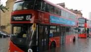 """Ook Londen staat volledig blank: """"Dit zijn geen straten meer maar kanalen"""""""