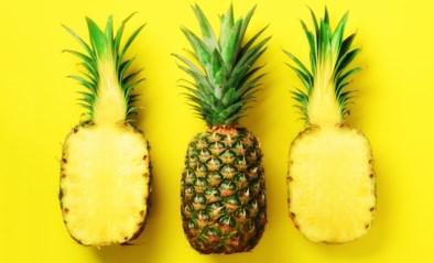 ZOMERHACK. Zo verwijder je gemakkelijk de schil van een ananas