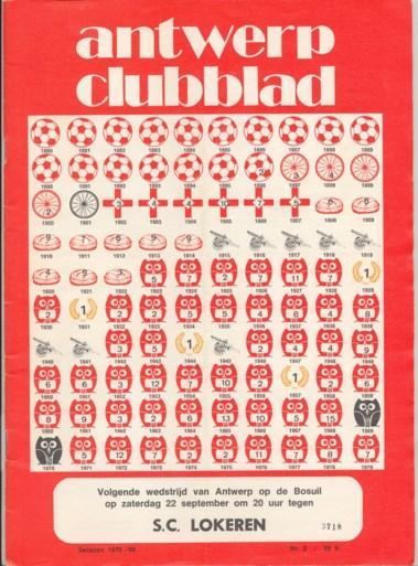 'Antwerp Clubblad' houdt op te bestaan, straks enkel nog driemaandelijks businessmagazine