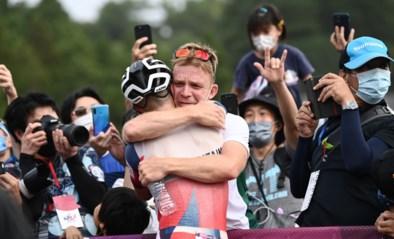 Olympisch kampioen Tom Pidcock dankt gouden medaille aan Belg Kurt Bogaerts