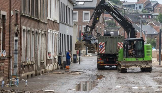 Schelle steunt Wallonië financieel en logistiek