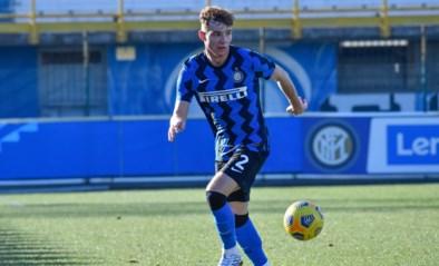 19-jarige Tibo Persyn vandaag officieel van Club Brugge
