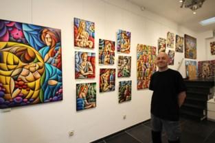 Mortsels kunstenaar opent eigen galerij in gaanderij Vapolé