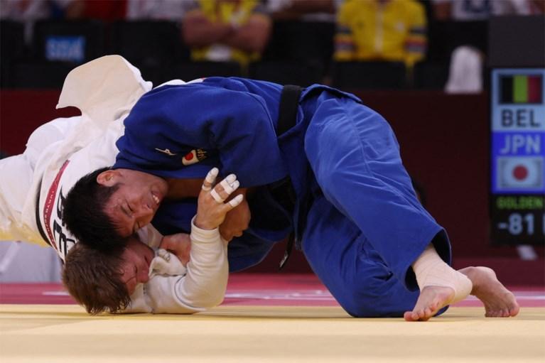 De tweede Belgische medaille is binnen: brons voor mentaal sterke judoka Matthias Casse!