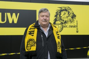 Voorzitter KFC Zwarte Leeuw Willy Fransen (65) overleden