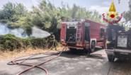 Brandweer heeft situatie op Sardinië onder controle