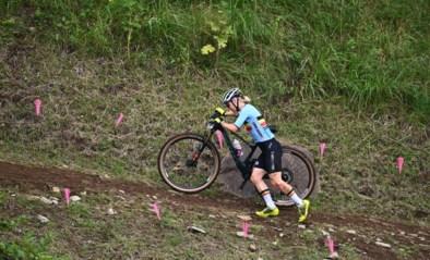 TEAM BELGIUM LIVE. Zeilster Emma Plasschaert rukt op, mountainbikester Githa Michiels uit koers genomen